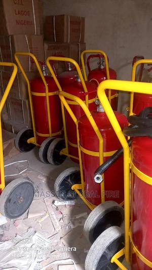 50kg Dcp Fire Extinguisher Brand | Safetywear & Equipment for sale in Lagos State, Apapa