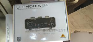 U Phoria UM2 Solo Soundcard   Audio & Music Equipment for sale in Lagos State, Ojota