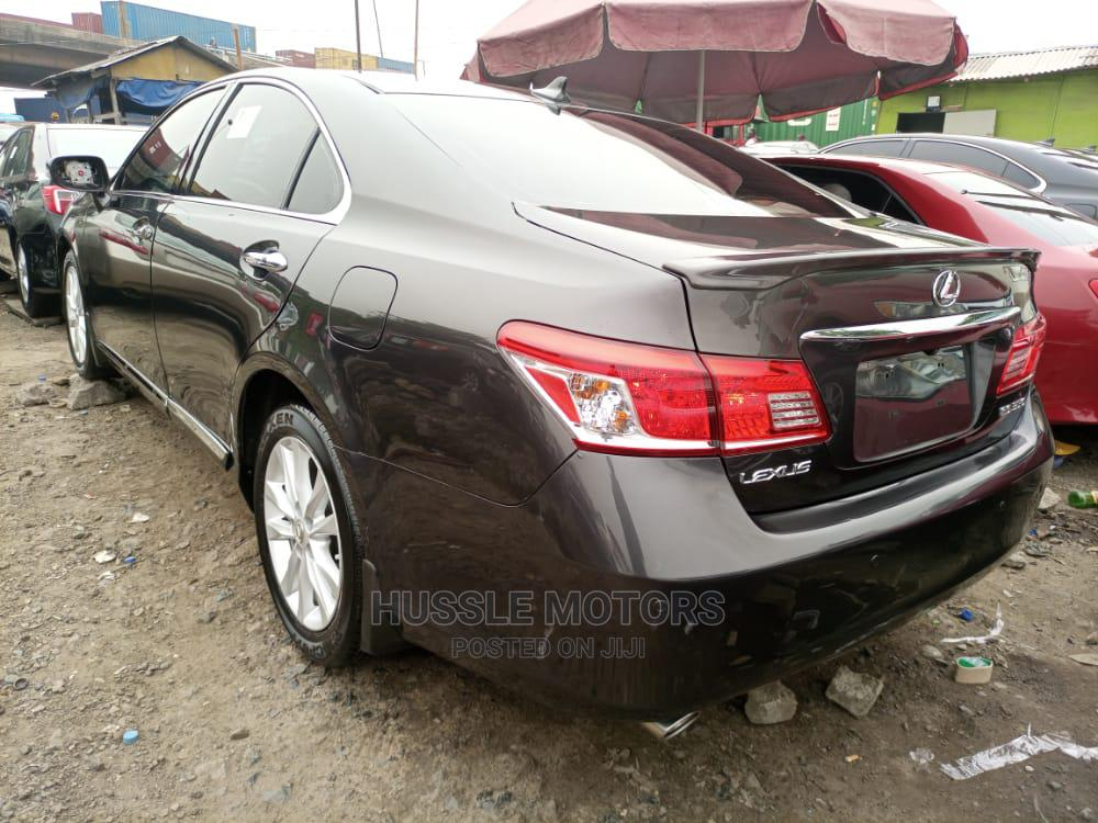 New Lexus ES 2010 350 Beige   Cars for sale in Apapa, Lagos State, Nigeria