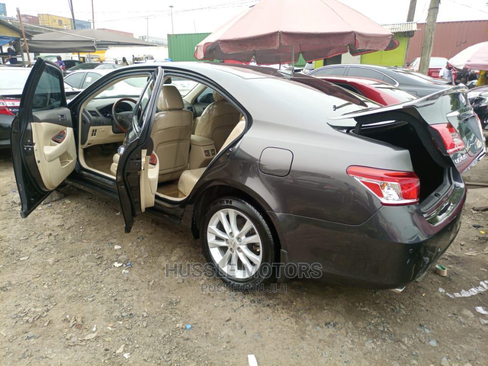 New Lexus ES 2010 350 Beige