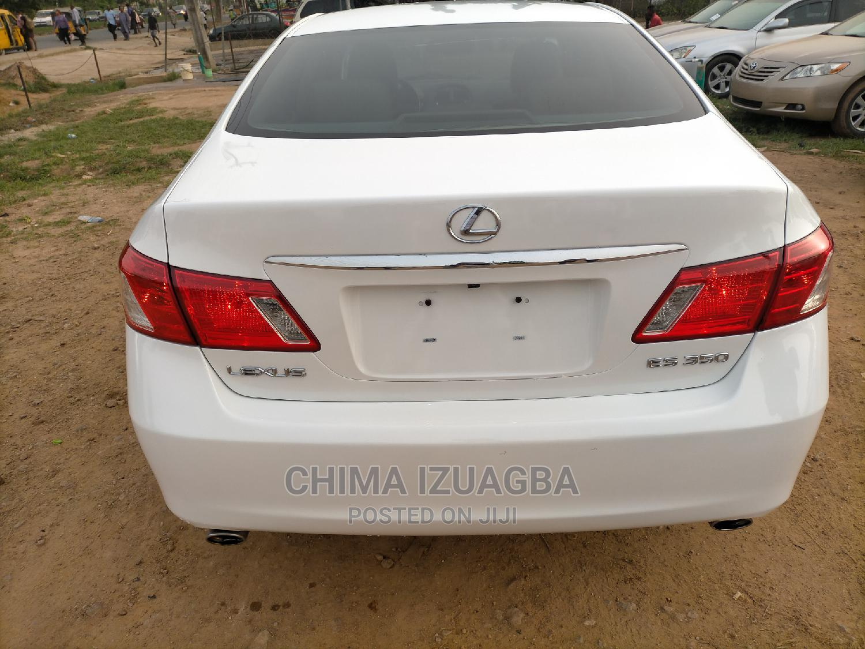 Lexus ES 2007 White   Cars for sale in Ikotun/Igando, Lagos State, Nigeria