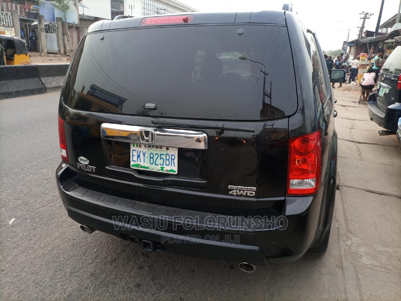 Honda Pilot 2010 Black | Cars for sale in Ifako-Ijaiye, Lagos State, Nigeria