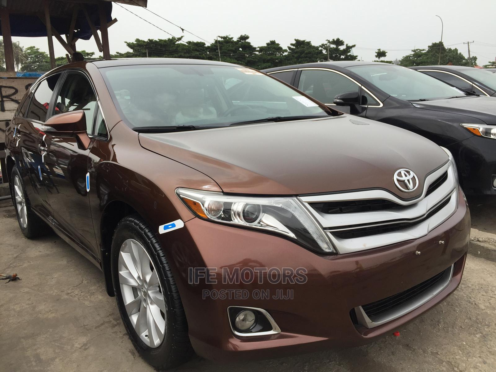 Toyota Venza 2014 Brown