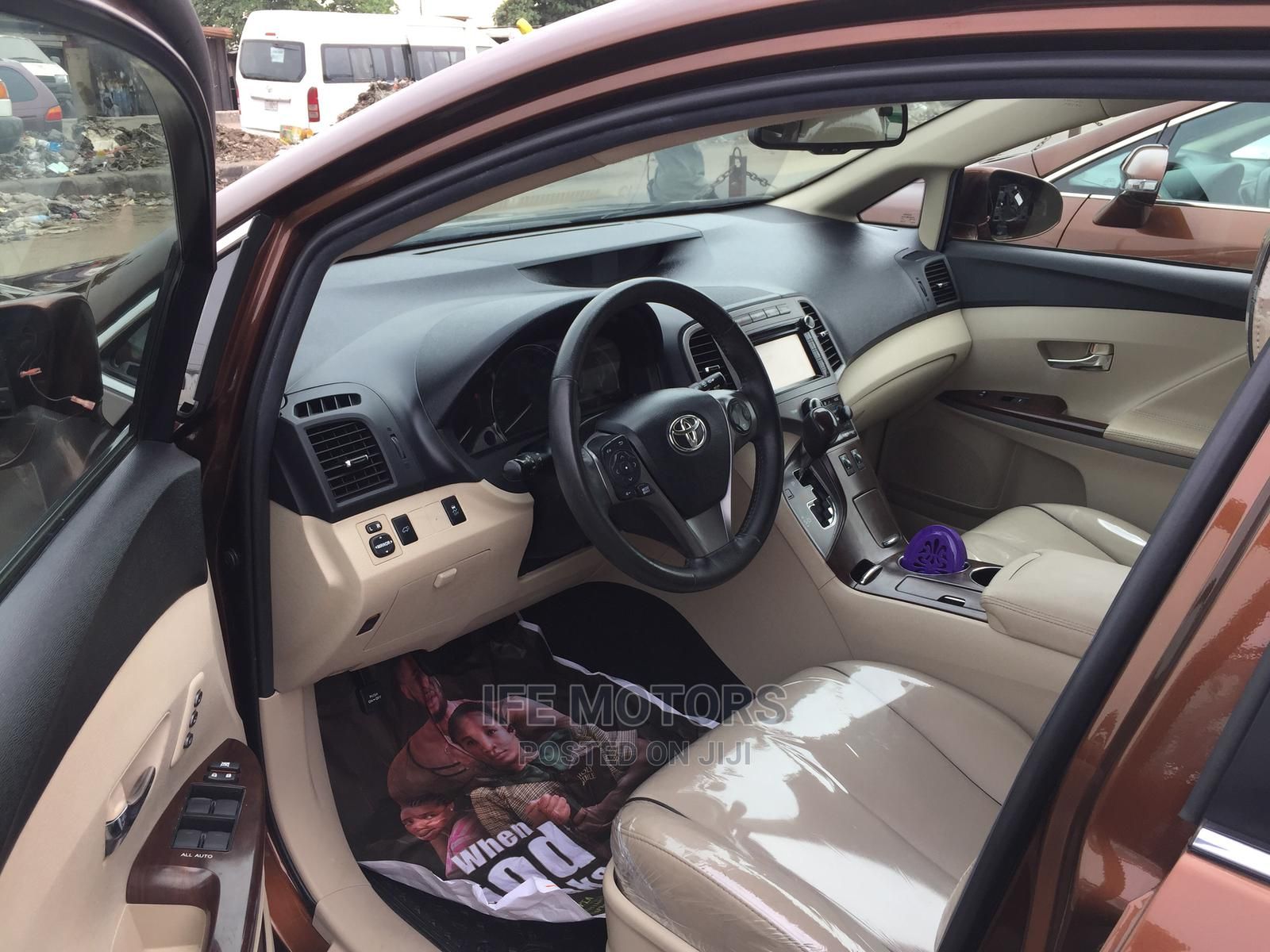Toyota Venza 2014 Brown   Cars for sale in Apapa, Lagos State, Nigeria
