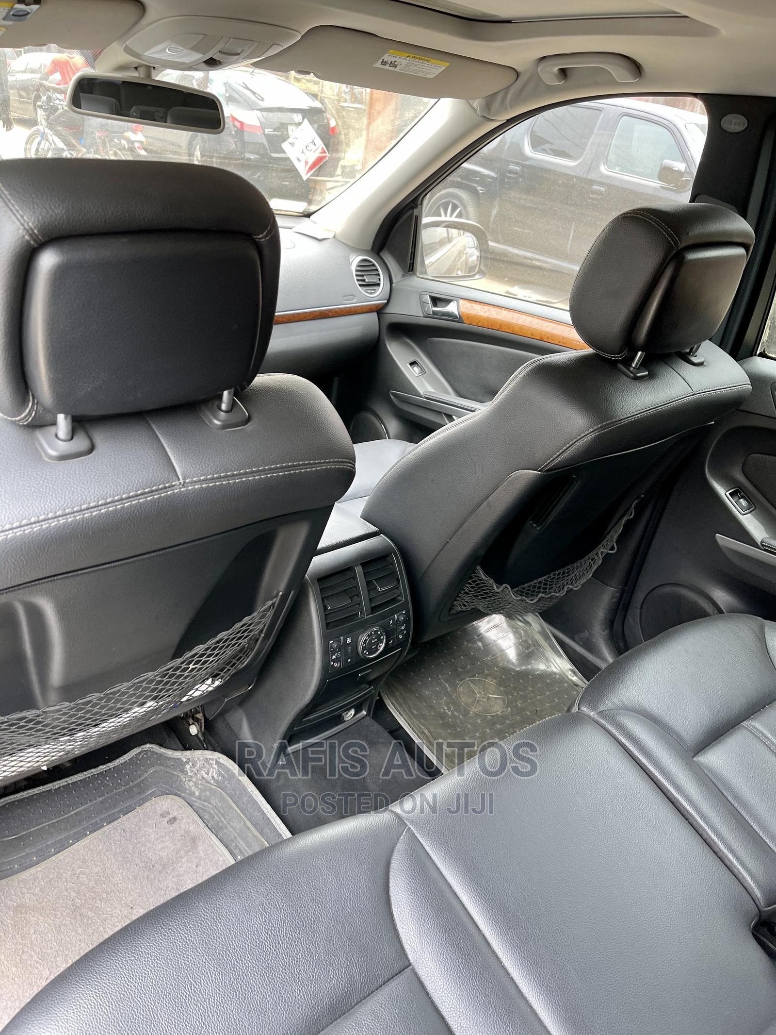 Mercedes-Benz GL Class 2007 GL 450 Black | Cars for sale in Yaba, Lagos State, Nigeria