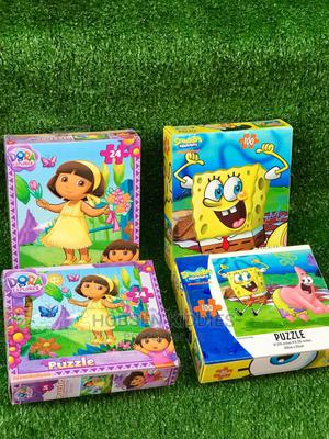 Puzzle Characters | Toys for sale in Lagos State, Ojodu