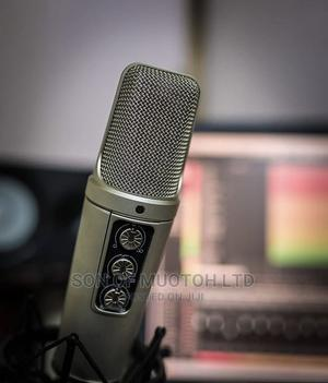Rode NT2000 Seamless Multi-Pattern Dual Condenser Microphone   Audio & Music Equipment for sale in Lagos State, Ojo
