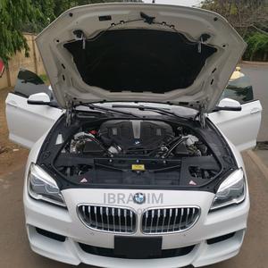 BMW 6 Series 2015 White | Cars for sale in Abuja (FCT) State, Garki 2