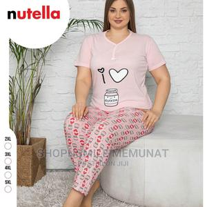 Plus Size Long Trouser Pyjama | Clothing for sale in Lagos State, Alimosho