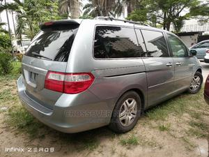 Honda Odyssey 2006 Touring Gray | Cars for sale in Lagos State, Ikoyi