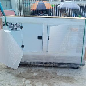 20kva Perkins Sound Proof Generator   Electrical Equipment for sale in Lagos State, Alimosho