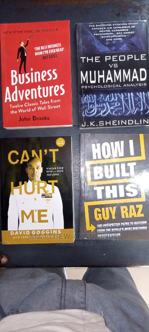 Four in One Combo of Motivational and Inspirational Books   Books & Games for sale in Lagos State, Yaba
