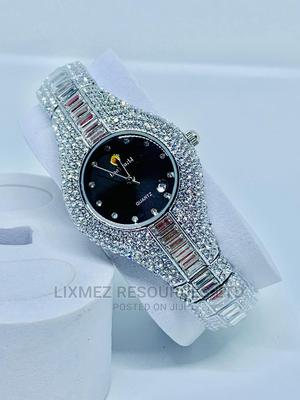 Lookwhorld With Black Face   Watches for sale in Lagos State, Amuwo-Odofin