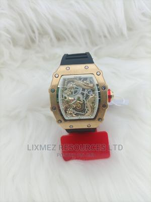 Forecast Black Rubber   Watches for sale in Lagos State, Amuwo-Odofin