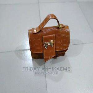 Ladies Leather Handbag | Bags for sale in Lagos State, Gbagada