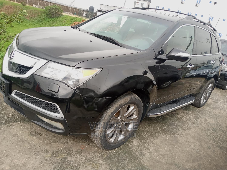 Archive: Acura MDX 2011 Black