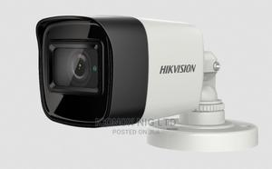 Hikvision 8mp (Ds-2ce16u1t-Itpf) CCTV Bullet Camera | Security & Surveillance for sale in Lagos State, Ikeja