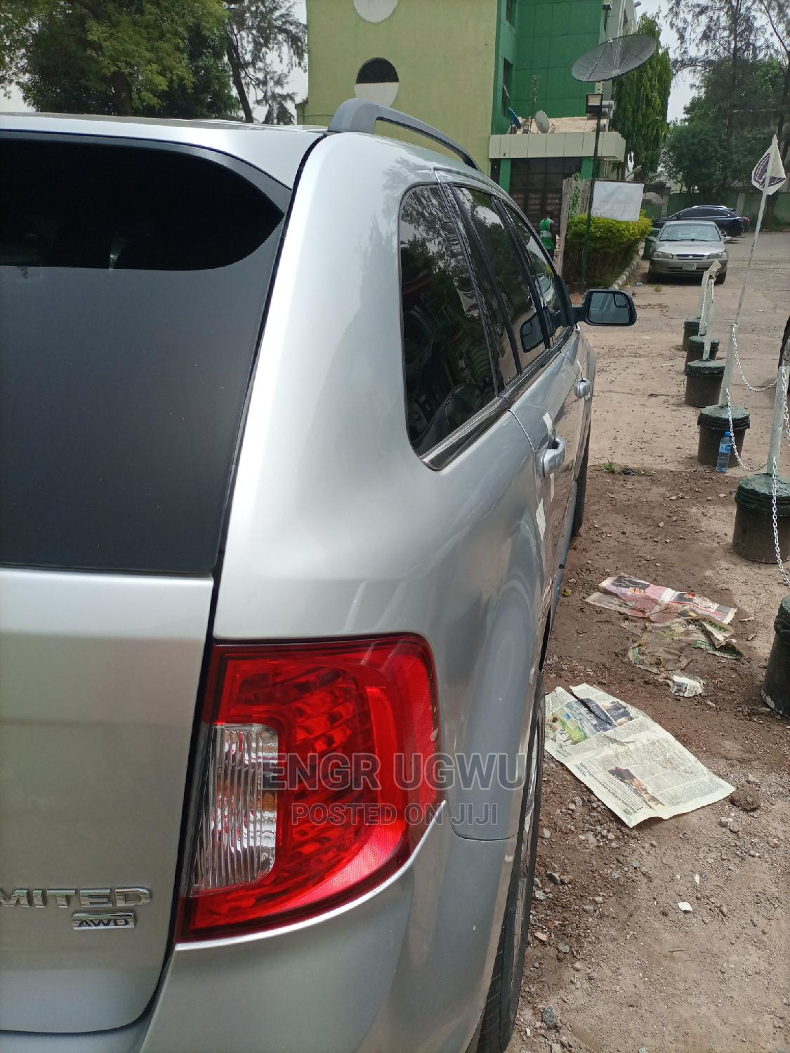 Archive: Ford Edge 2013 Silver