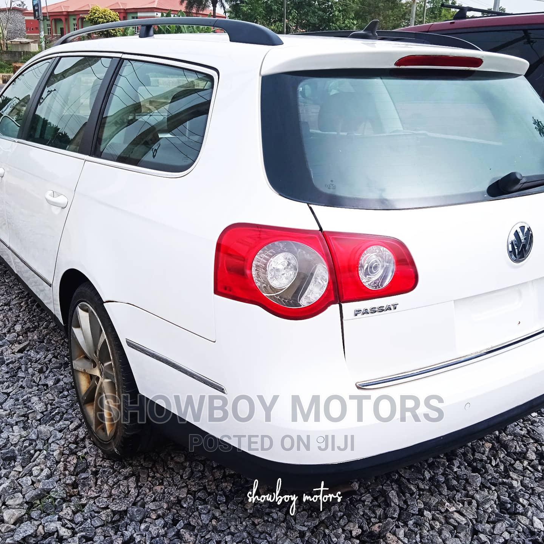 Volkswagen Passat 2007 White   Cars for sale in Akure, Ondo State, Nigeria