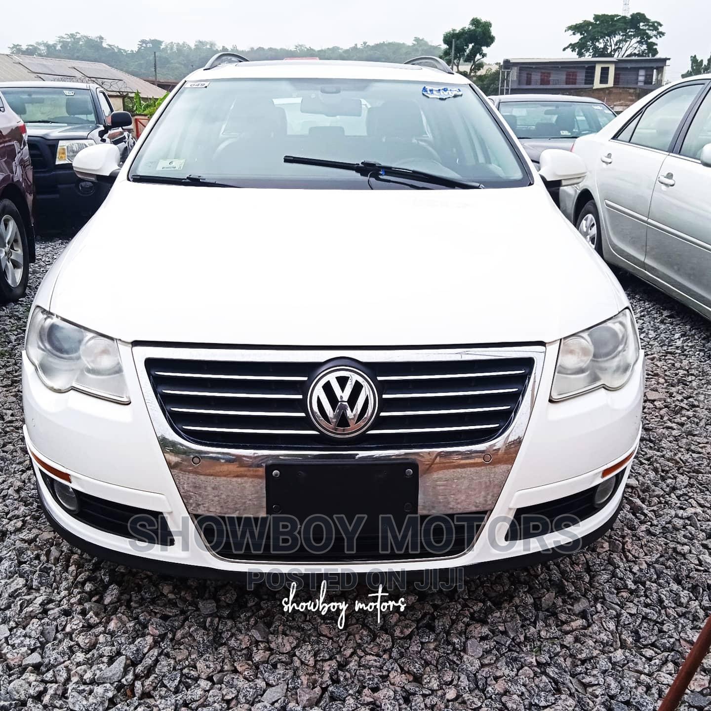 Volkswagen Passat 2007 White