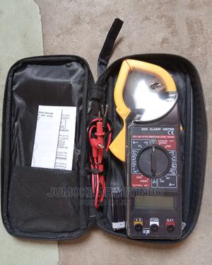 Digital Multimeter Clamp Meter | Measuring & Layout Tools for sale in Lagos State, Surulere