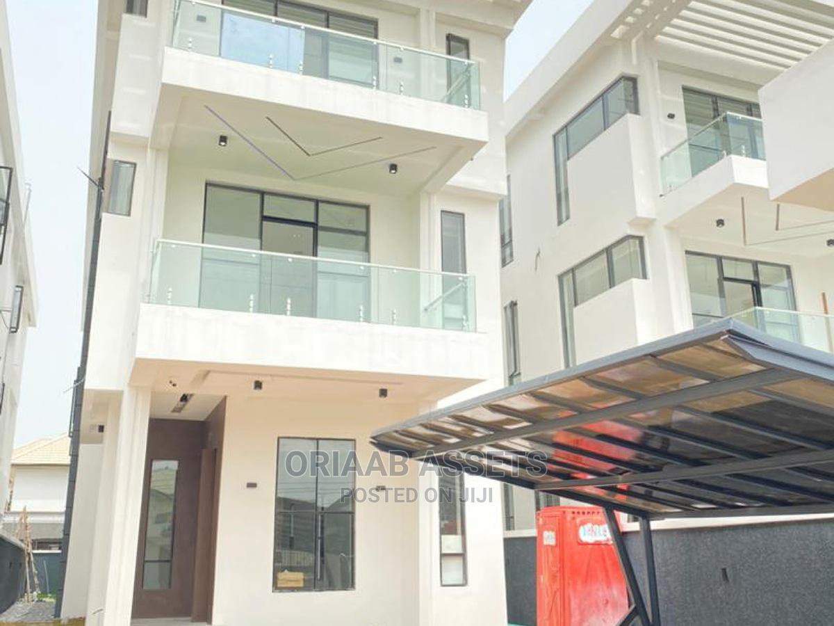 LUXURY 5bedrooms Fully Detached Duplex With 2bqs for Sale! | Houses & Apartments For Sale for sale in Lekki Phase 1, Lekki, Nigeria