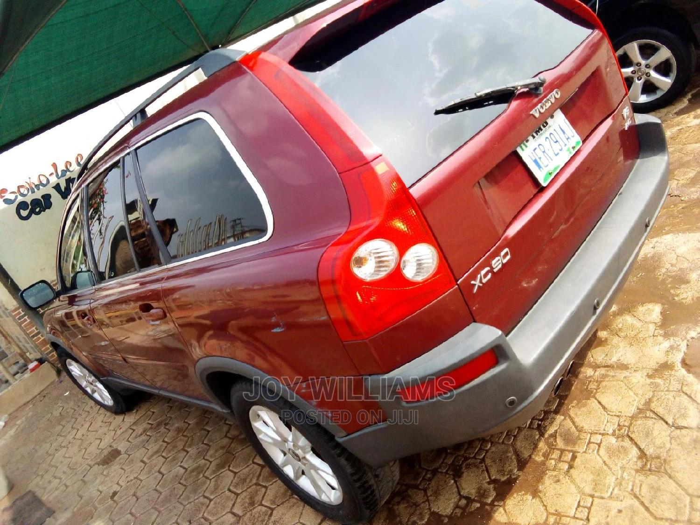 Archive: Volvo XC90 2008 4.4 Exec 4WD Red