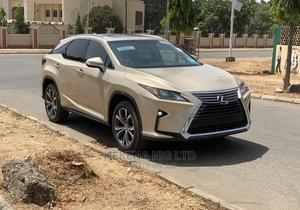 Lexus RX 2017 Gold   Cars for sale in Abuja (FCT) State, Garki 2