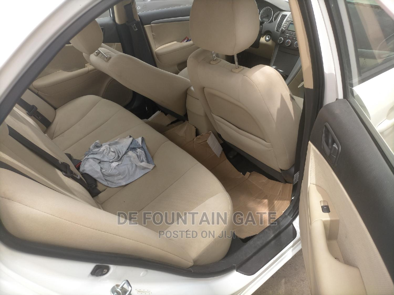 Hyundai Sonata 2010 White | Cars for sale in Ikeja, Lagos State, Nigeria