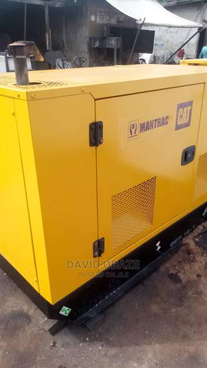 20kva Mantrac Generator   Electrical Equipment for sale in Lagos State, Ikeja