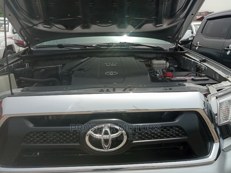 Archive: Toyota Tacoma 2013 Silver