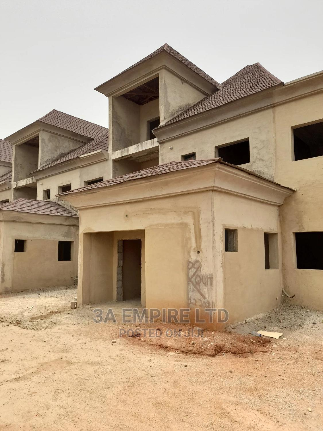 Specious 4units of 5bedroom Pre-Finished Terrace Duplex | Houses & Apartments For Sale for sale in Katampe Extension, Katampe, Nigeria