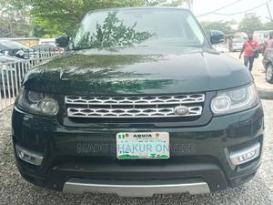 Land Rover Range Rover Sport 2015 Green | Cars for sale in Abuja (FCT) State, Gudu