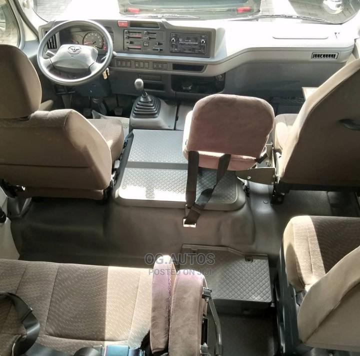 Brand New Toyota Coaster Buses 2020 | Buses & Microbuses for sale in Garki 2, Abuja (FCT) State, Nigeria