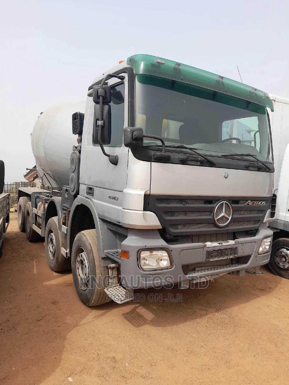 Mercedes Benz Actros Concrete Mixer