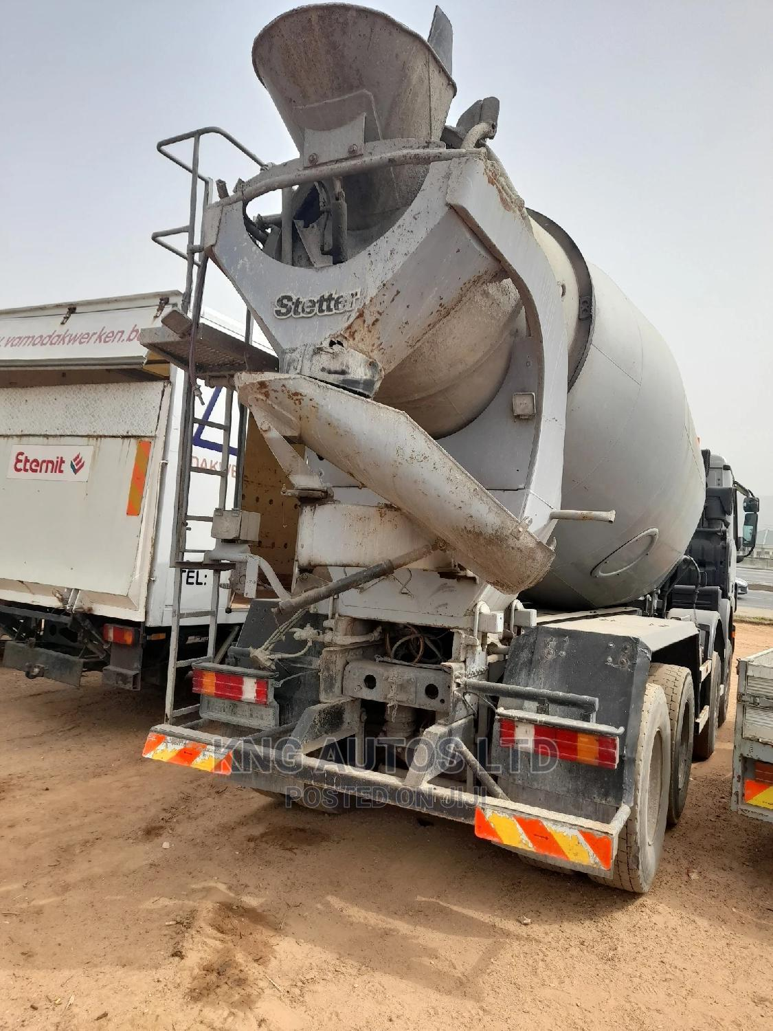 Mercedes Benz Actros Concrete Mixer   Trucks & Trailers for sale in Gwarinpa, Abuja (FCT) State, Nigeria