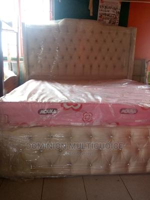 Upholstery Bed 6x6 | Furniture for sale in Lagos State, Lekki