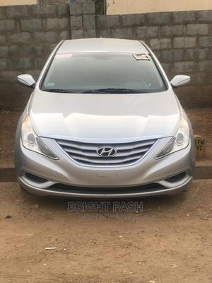 Hyundai Sonata 2013 Silver | Cars for sale in Abuja (FCT) State, Gwarinpa