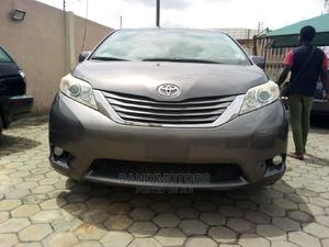 Toyota Sienna 2013 XLE FWD 8-Passenger Gray | Cars for sale in Lagos State, Ikeja