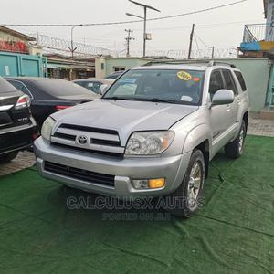 Toyota 4-Runner 2005 Limited V6 4x4 Silver | Cars for sale in Lagos State, Ilupeju