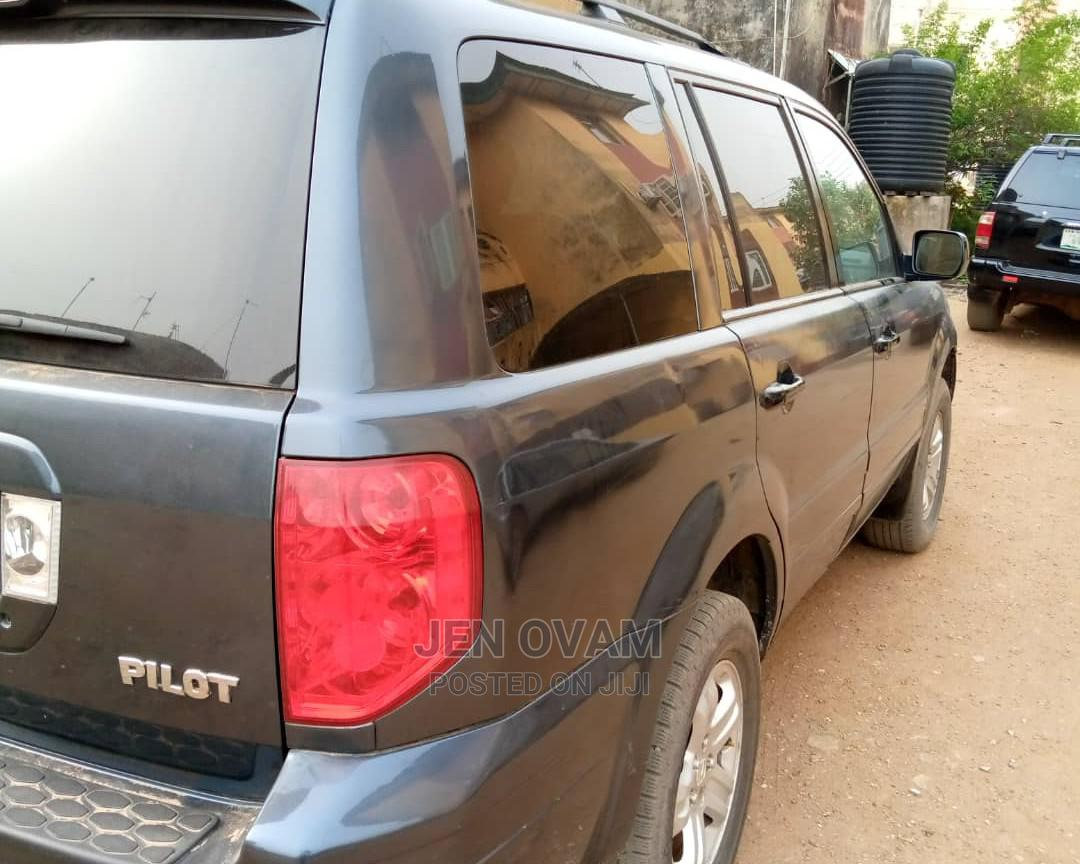 Honda Pilot 2005 EX 4x4 (3.5L 6cyl 5A) Blue | Cars for sale in Alimosho, Lagos State, Nigeria