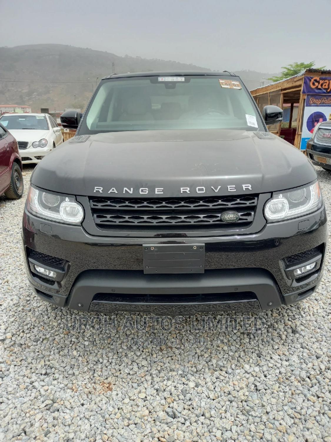 Land Rover Range Rover Sport 2014 Black | Cars for sale in Katampe, Abuja (FCT) State, Nigeria