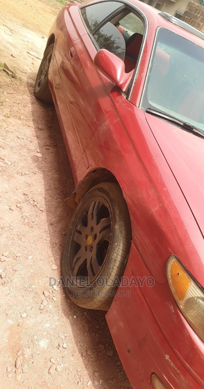 Archive: Toyota Solara 2000 SLE V6 Red
