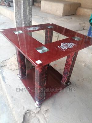 Glass Side Stool   Furniture for sale in Abuja (FCT) State, Asokoro
