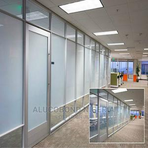 Aluminum Office Partition   Furniture for sale in Lagos State, Agege