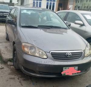 Toyota Corolla 2005 CE Gray   Cars for sale in Lagos State, Ikeja