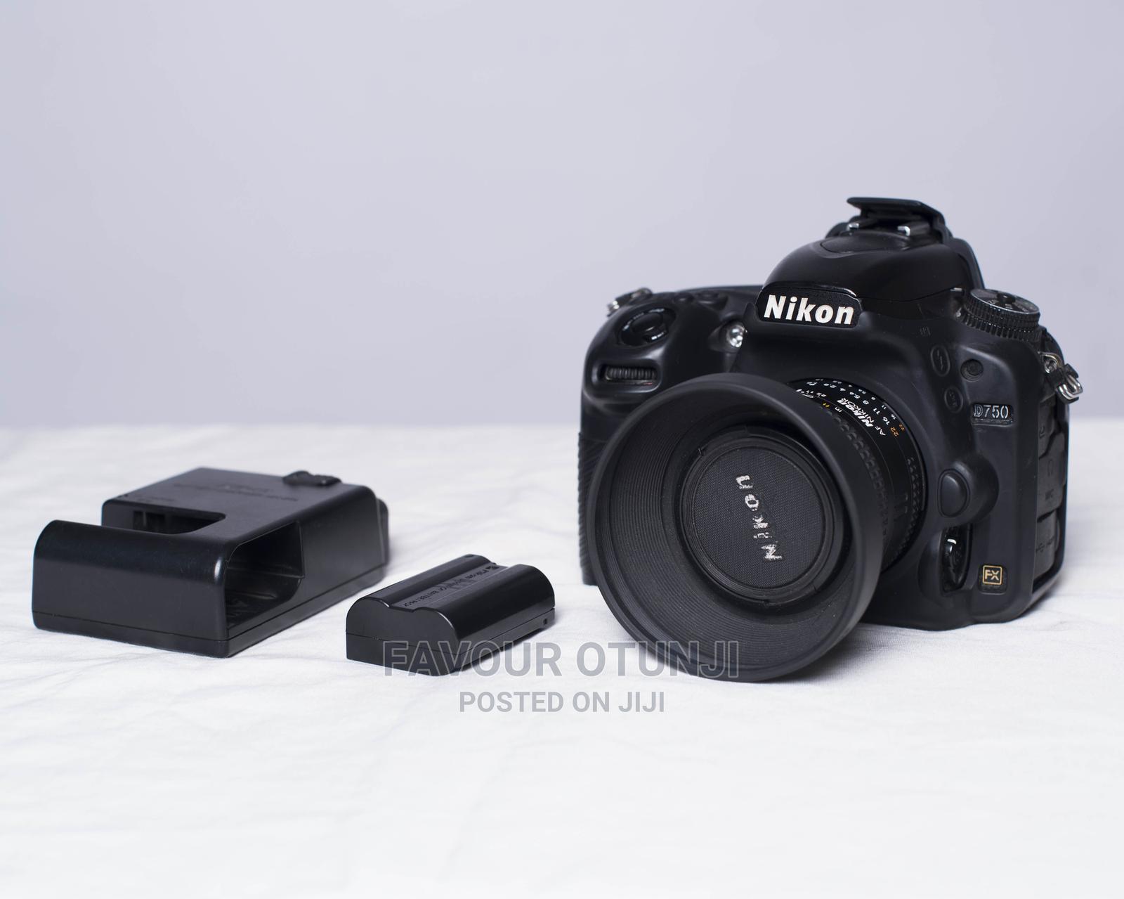 Archive: Nikon D750