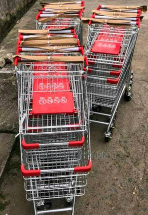 60liters Supermarket Trolley | Store Equipment for sale in Lagos State, Ojo