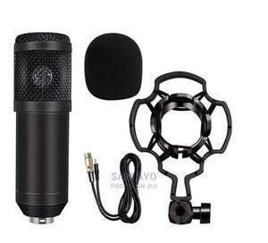 BM800 Studio Condenser Microphone   Audio & Music Equipment for sale in Lagos State, Ojodu