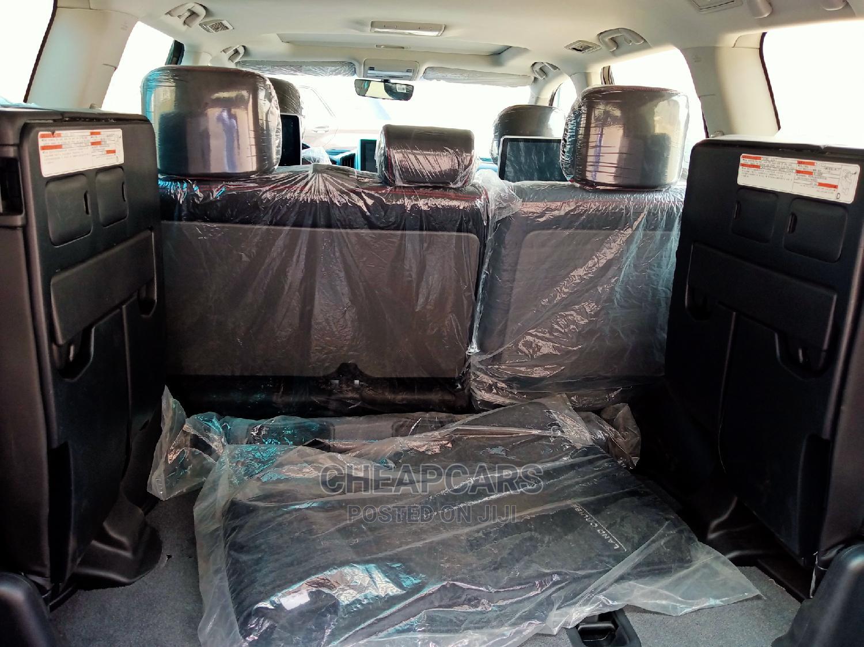 Toyota Land Cruiser 2020 4.6 V8 GXR Black   Cars for sale in Katampe, Abuja (FCT) State, Nigeria